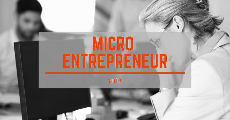 MICRO-ENTREPRENEUR-2019