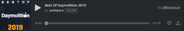écouter sur MixCloud