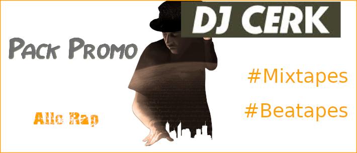Pack Promo Dj Cerk #Mixtapes #BeaTapes